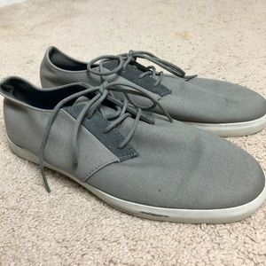 Reef Corsac Low Canvas Shoes Sz 9